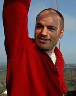 Le Tourangeau Stéphane Bolze, quintuple champion de France d?aÃ