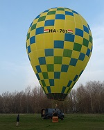 Csaba Molnar balloon