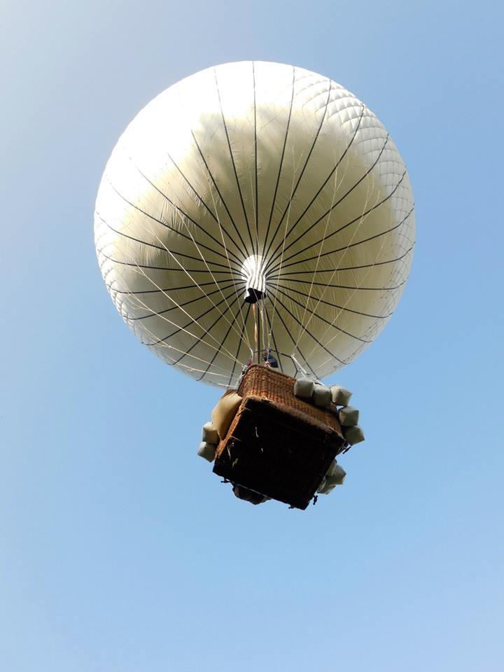 Des ballons a gaz à la Génétouze
