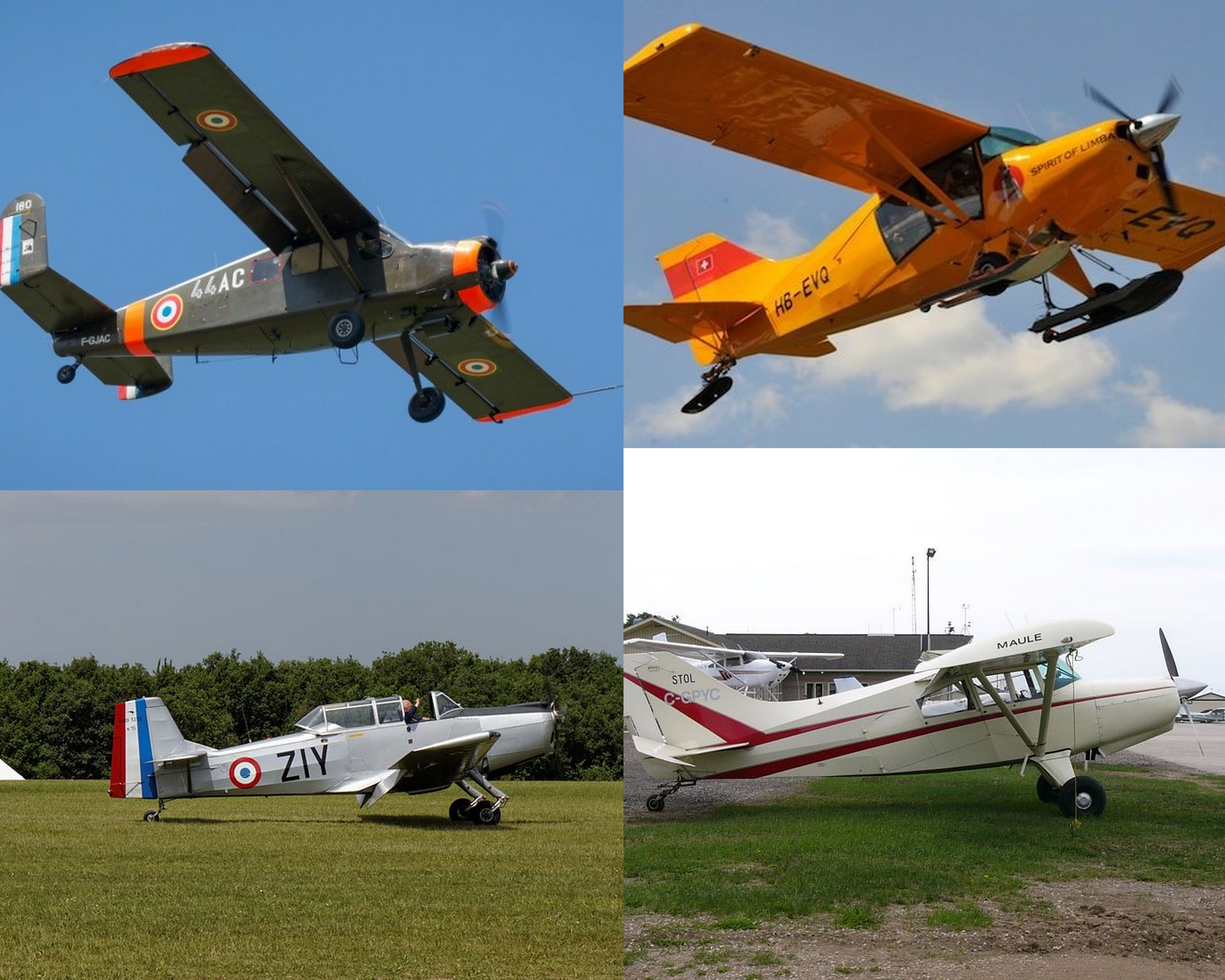 Mainfonds-Aubeville Airport